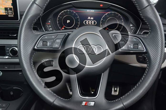 Image eight of this 2018 Audi A5 Coupe 2.0 TFSI S Line 2dr S Tronic in Myth Black Metallic at Stratford Audi