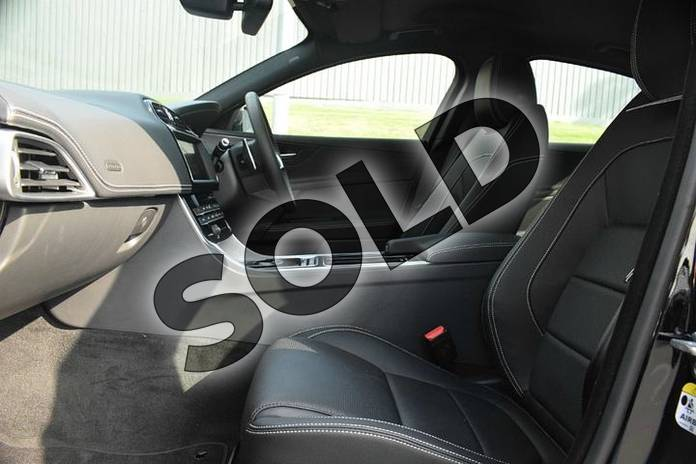 Image three of this 2018 Jaguar XE Diesel Saloon Diesel 2.0d (180) R-Sport 4dr Auto AWD in Narvik Black at Listers Jaguar Droitwich