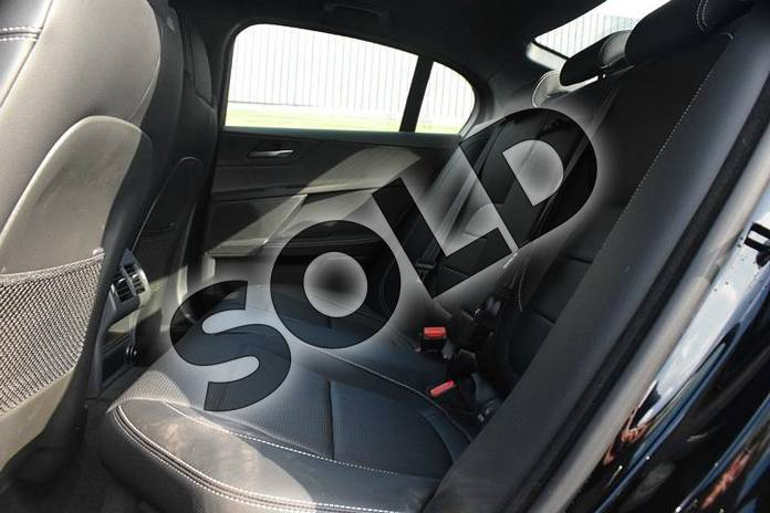 Image four of this 2018 Jaguar XE Diesel Saloon Diesel 2.0d (180) R-Sport 4dr Auto AWD in Narvik Black at Listers Jaguar Droitwich