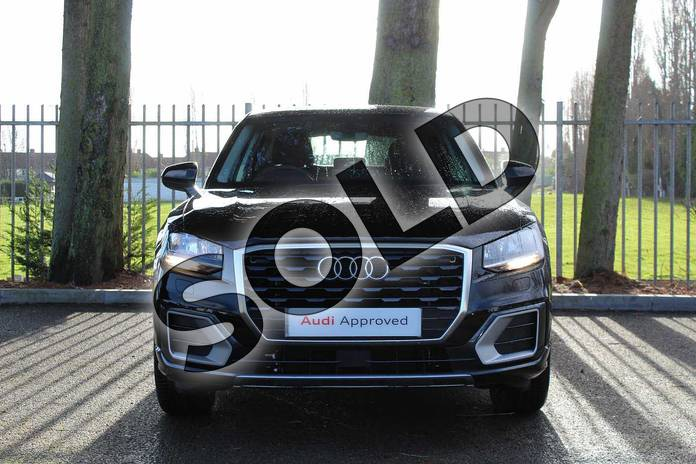 Image seven of this 2018 Audi Q2 Estate 30 TFSI Sport 5dr S Tronic in Myth Black Metallic at Coventry Audi