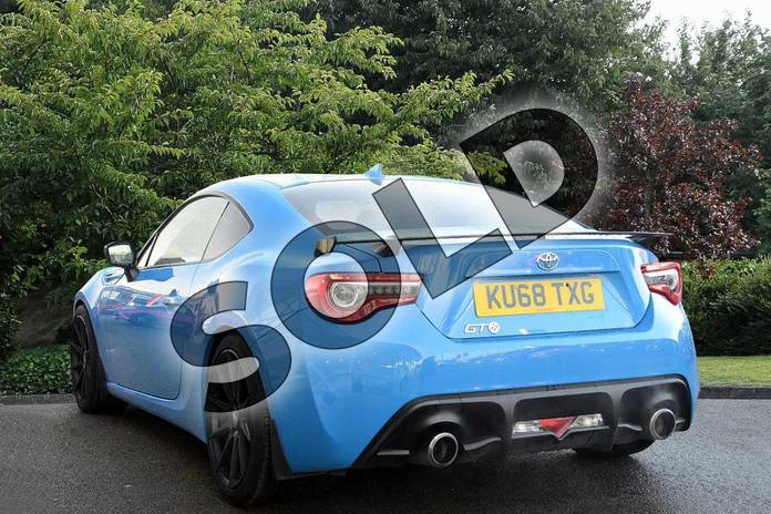 Image three of this 2018 Toyota GT86 Coupe Special Edition Special Edition 2.0 D-4S Blue Edition 2dr in Blue at Listers Toyota Nuneaton