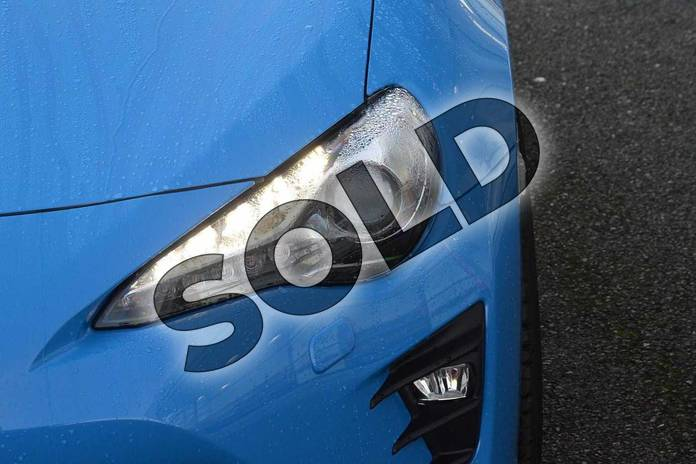 Image four of this 2018 Toyota GT86 Coupe Special Edition Special Edition 2.0 D-4S Blue Edition 2dr in Blue at Listers Toyota Nuneaton