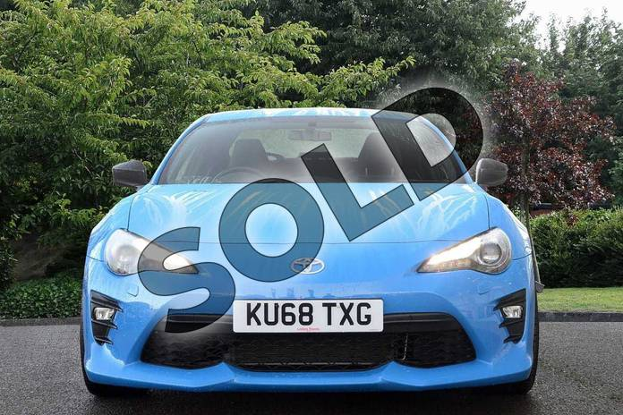 Image five of this 2018 Toyota GT86 Coupe Special Edition Special Edition 2.0 D-4S Blue Edition 2dr in Blue at Listers Toyota Nuneaton