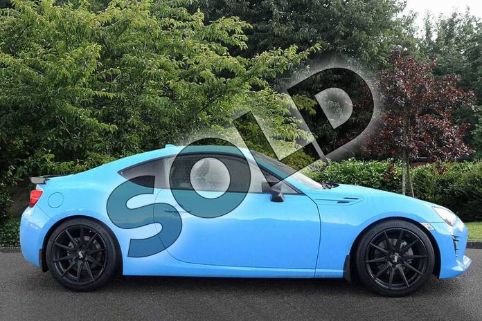 Image seven of this 2018 Toyota GT86 Coupe Special Edition Special Edition 2.0 D-4S Blue Edition 2dr in Blue at Listers Toyota Nuneaton