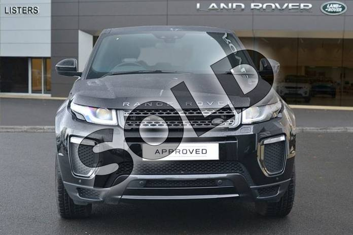 Image seven of this 2018 Range Rover Evoque Hatchback Special Edition Special Edition 2.0 TD4 Landmark 5dr in Santorini Black at Listers Land Rover Hereford
