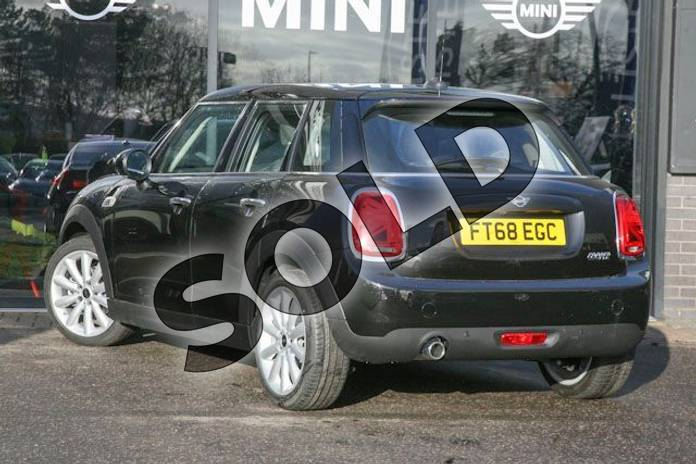 Image two of this 2018 MINI Hatchback 1.5 Cooper Classic II 5dr in Midnight Black at Listers Boston (MINI)
