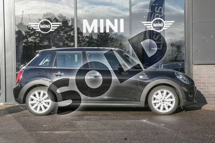 Image three of this 2018 MINI Hatchback 1.5 Cooper Classic II 5dr in Midnight Black at Listers Boston (MINI)