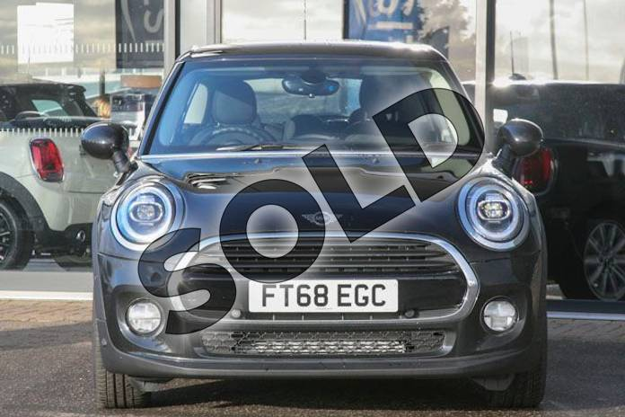 Image eleven of this 2018 MINI Hatchback 1.5 Cooper Classic II 5dr in Midnight Black at Listers Boston (MINI)