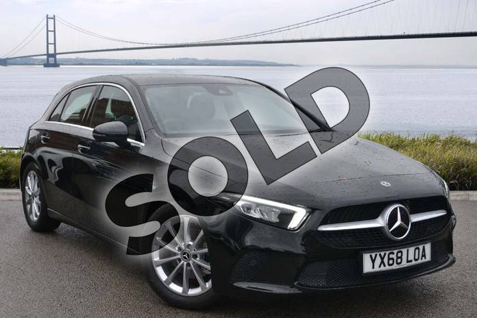 Mercedes-Benz A Class Diesel Hatchback Diesel A180d Sport Executive 5dr Auto