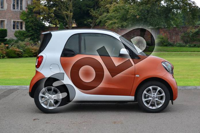Image four of this 2018 Smart Fortwo Coupe 1.0 Passion 2dr in lava orange metallic at smart at Mercedes-Benz of Lincoln