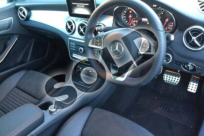 Image twenty-one of this 2018 Mercedes-Benz CLA Class Coupe CLA 180 AMG Line 4dr Tip Auto in mountain grey metallic at Mercedes-Benz of Grimsby
