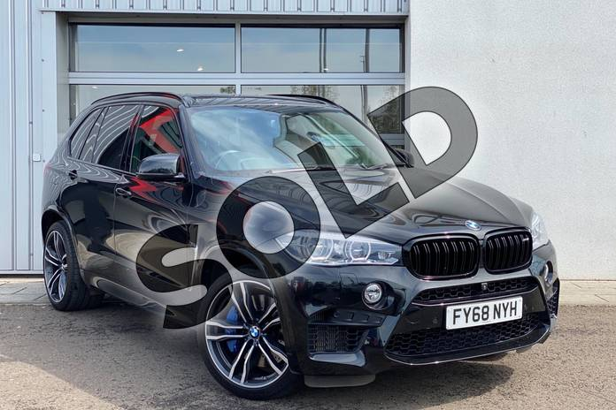 BMW X5 M Estate xDrive X5 M 5dr Auto