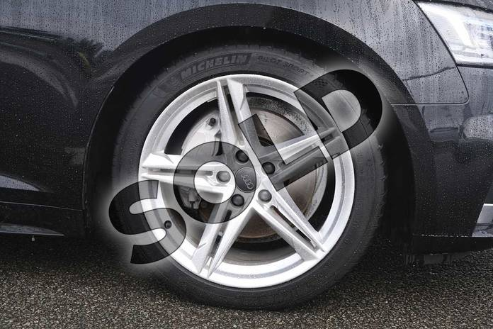 Image four of this 2018 Audi A5 Diesel Coupe Diesel 2.0 TDI Quattro S Line 2dr S Tronic in Myth Black Metallic at Coventry Audi