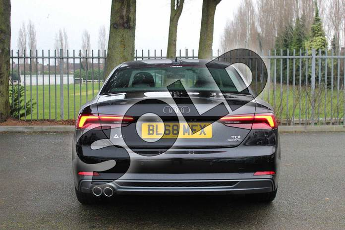 Image twelve of this 2018 Audi A5 Diesel Coupe Diesel 2.0 TDI Quattro S Line 2dr S Tronic in Myth Black Metallic at Coventry Audi