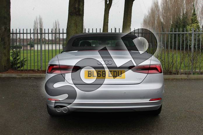 Image twelve of this 2018 Audi A5 Diesel Cabriolet Diesel 2.0 TDI Sport 2dr S Tronic in Floret Silver Metallic at Coventry Audi