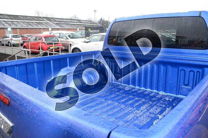 Image nineteen of this 2019 Toyota Hilux Diesel Diesel Invincible X D/Cab Pick Up 2.4 D-4D Auto in Nebula Blue at Listers Toyota Coventry