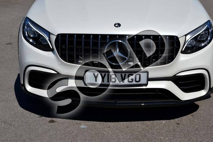 Image twelve of this 2018 Mercedes-Benz GLC AMG Coupe GLC AMG GLC 63 S 4Matic Premium 5dr 9G-Tronic in designo diamond white bright at Mercedes-Benz of Hull