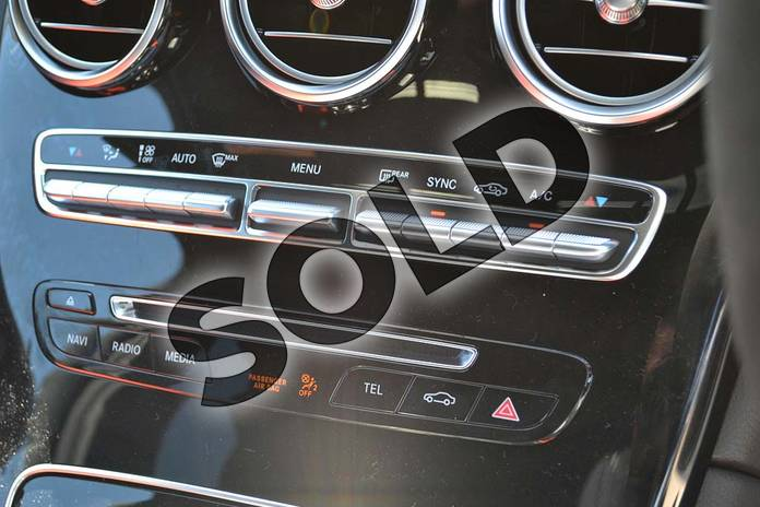 Image twenty-six of this 2018 Mercedes-Benz GLC AMG Coupe GLC AMG GLC 63 S 4Matic Premium 5dr 9G-Tronic in designo diamond white bright at Mercedes-Benz of Hull