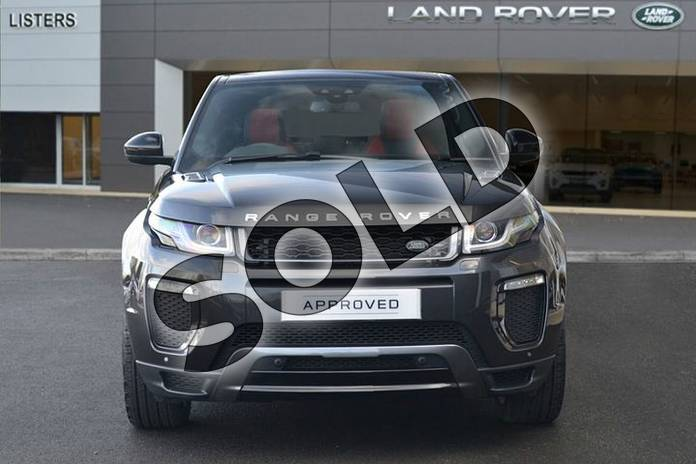 Image seven of this 2019 Range Rover Evoque Diesel Hatchback Diesel 2.0 TD4 HSE Dynamic 5dr Auto in Carpathian Grey at Listers Land Rover Hereford