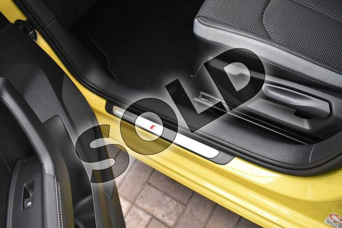 Image eleven of this 2019 Audi A1 Sportback 30 TFSI S Line 5dr in Python Yellow Metallic at Stratford Audi