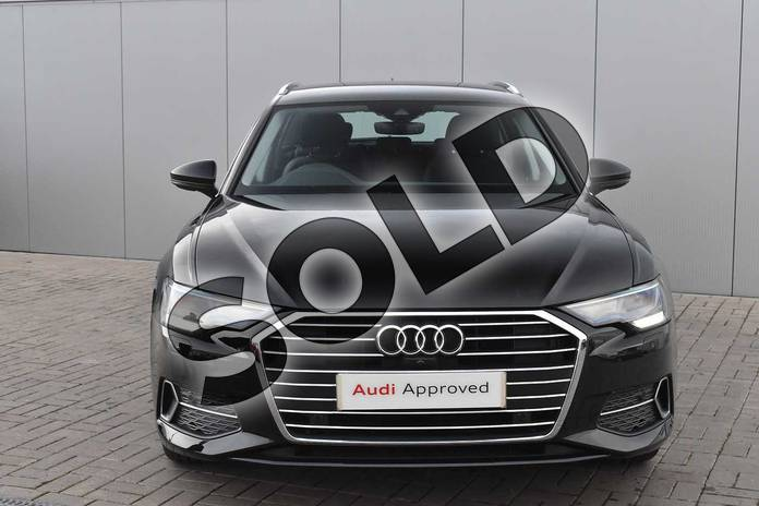 Image seven of this 2019 Audi A6 Diesel Avant Diesel 40 TDI Sport 5dr S Tronic in Myth Black Metallic at Stratford Audi