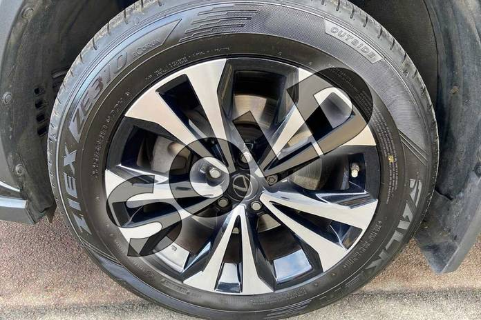 Image four of this 2019 Lexus NX Estate 300h 2.5 F-Sport 5dr CVT (Premium Pack/leather) in Graphite Black at Lexus Coventry