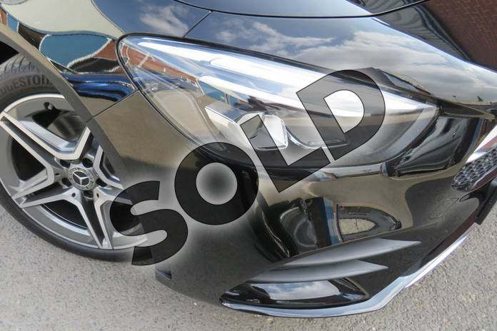Image thirteen of this 2019 Mercedes-Benz B Class Diesel Hatchback B180d AMG Line 5dr Auto in Cosmos Black Metallic at Mercedes-Benz of Boston