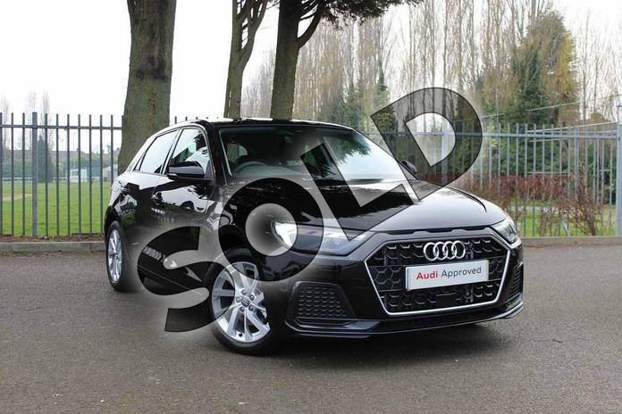 Picture of Audi A1 35 TFSI Sport 5dr in Myth Black Metallic