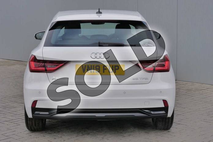 Image nine of this 2019 Audi A1 Sportback 35 TFSI Sport 5dr S Tronic in Shell White at Stratford Audi