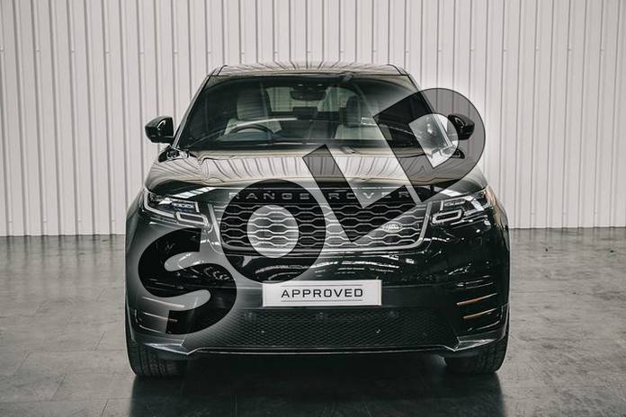 Image seven of this 2018 Range Rover Velar Estate 2.0 P300 R-Dynamic SE 5dr Auto in Santorini Black at Listers Land Rover Solihull