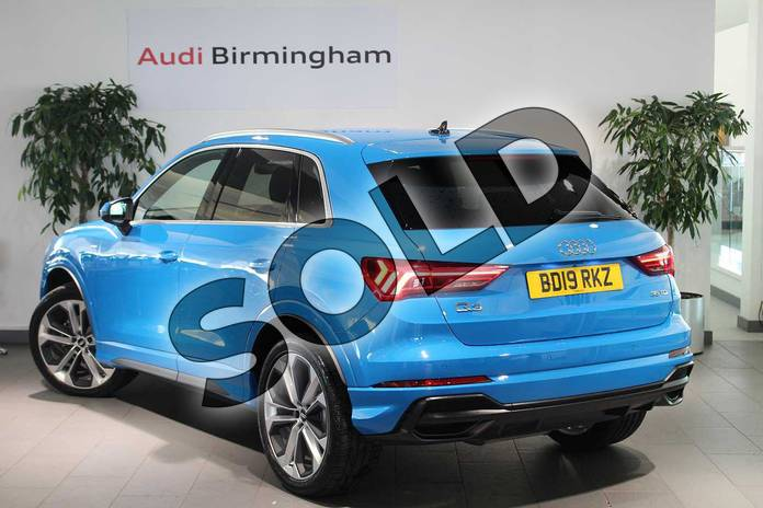 Audi Q3 Diesel 35 Tdi S Line 5dr S Tronic For Sale At Birmingham