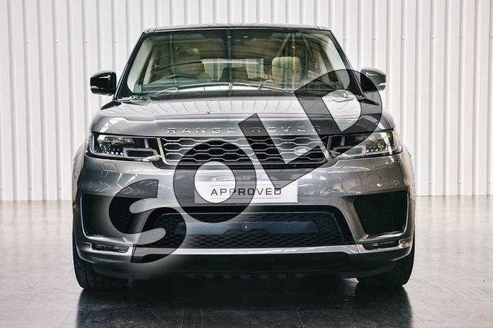 Image seven of this 2019 Range Rover Sport Diesel Estate Diesel 3.0 SDV6 HSE Dynamic 5dr Auto in Corris Grey at Listers Land Rover Solihull