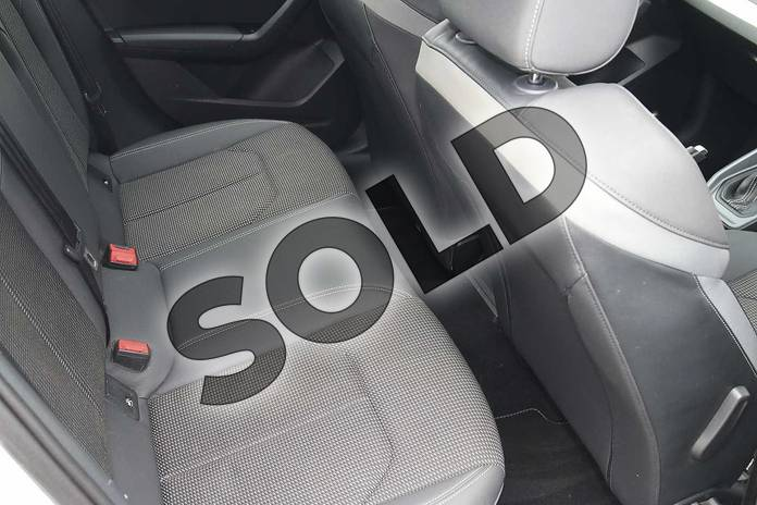 Image eight of this 2019 Audi A1 Sportback 35 TFSI S Line 5dr S Tronic in Glacier White Metallic at Birmingham Audi