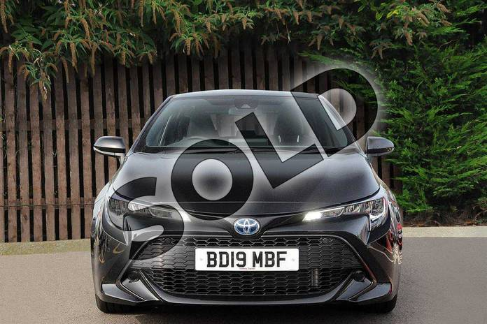 Image fifteen of this 2019 Toyota Corolla Hatchback 1.8 VVT-i Hybrid Icon Tech 5dr CVT in Eclipse Black at Listers Toyota Coventry