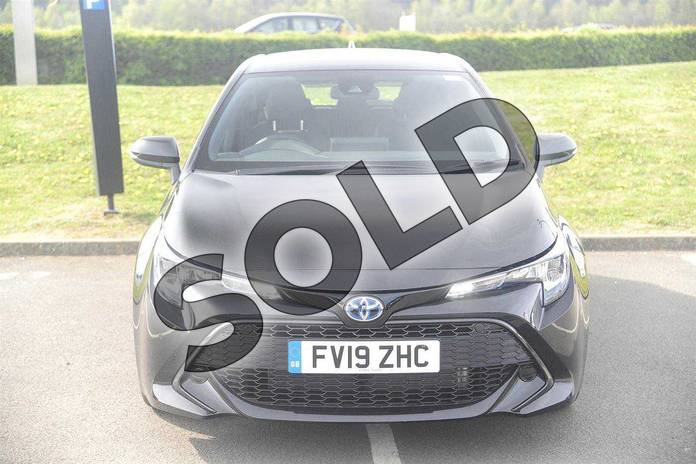 Image ten of this 2019 Toyota Corolla Hatchback 1.8 VVT-i Hybrid Icon Tech 5dr CVT in Black at Listers Toyota Lincoln