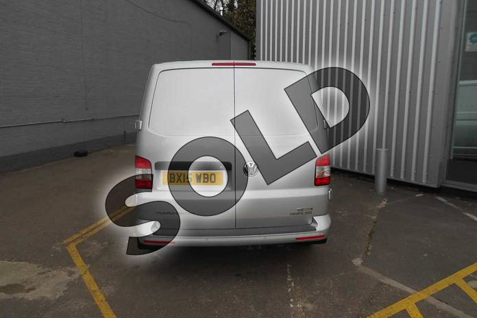 Image seven of this 2015 Volkswagen Transporter T30 SWB Diesel T30 SWB Diesel 2.0 TDI BMT 140 Highline Van in Silver Metallic at Listers Volkswagen Van Centre Coventry