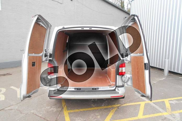 Image eight of this 2015 Volkswagen Transporter T30 SWB Diesel T30 SWB Diesel 2.0 TDI BMT 140 Highline Van in Silver Metallic at Listers Volkswagen Van Centre Coventry