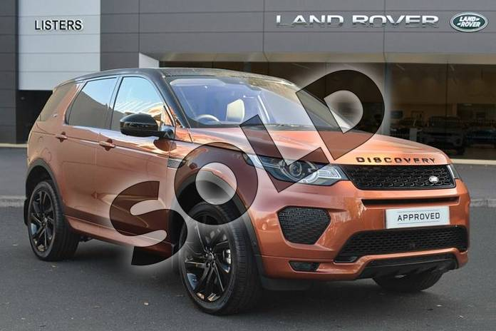 Land Rover Discovery Sport SW 2.0 Si4 290 HSE Dynamic Luxury 5dr Auto