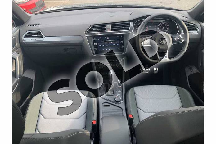 Volkswagen Tiguan Allspace Diesel 2 0 Tdi 4motion R Line 5dr Dsg For Sale At Listers Volkswagen