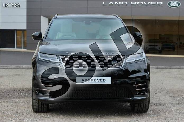 Image seven of this 2019 Range Rover Velar Diesel Estate Diesel 2.0 D180 R-Dynamic S 5dr Auto in Narvik Black at Listers Land Rover Solihull