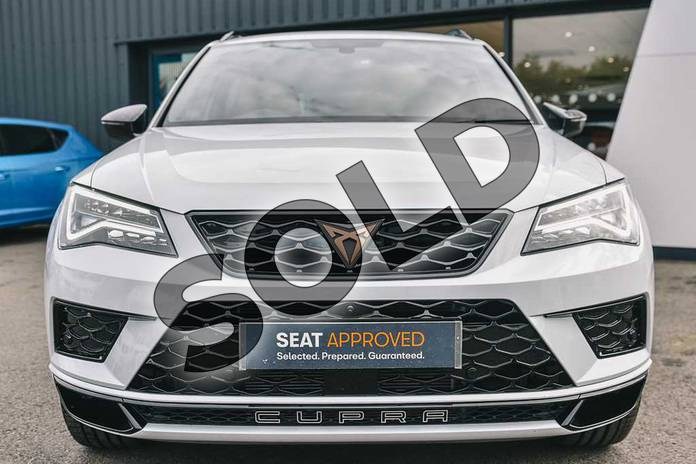 Image seven of this 2019 CUPRA Ateca Estate 2.0 TSI 5dr DSG 4Drive (Design pack) in White at Listers SEAT Coventry