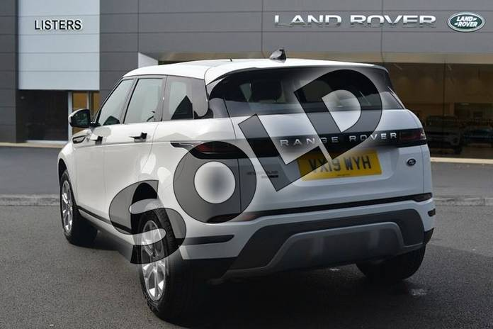 Image two of this 2019 Range Rover Evoque Diesel Hatchback Diesel 2.0 D180 S 5dr Auto in Fuji White at Listers Land Rover Hereford