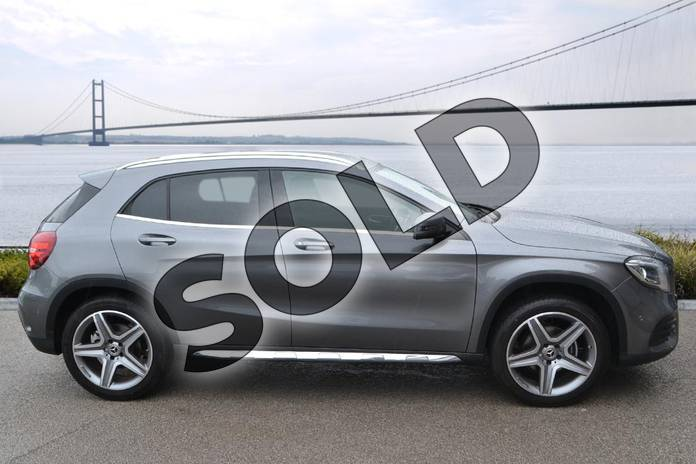 Image four of this 2019 Mercedes-Benz GLA Class Diesel Hatchback Diesel GLA 200d 4Matic AMG Line Premium 5dr Auto in Mountain Grey Metallic at Mercedes-Benz of Hull