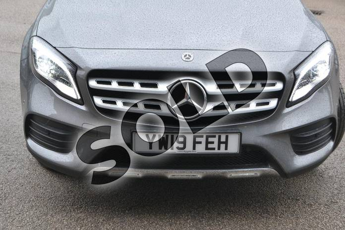 Image eight of this 2019 Mercedes-Benz GLA Class Diesel Hatchback Diesel GLA 200d 4Matic AMG Line Premium 5dr Auto in Mountain Grey Metallic at Mercedes-Benz of Hull