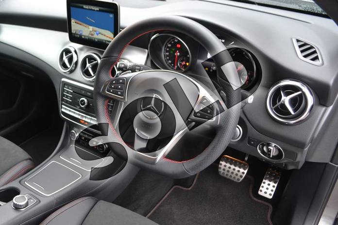 Image nine of this 2019 Mercedes-Benz GLA Class Diesel Hatchback Diesel GLA 200d 4Matic AMG Line Premium 5dr Auto in Mountain Grey Metallic at Mercedes-Benz of Hull