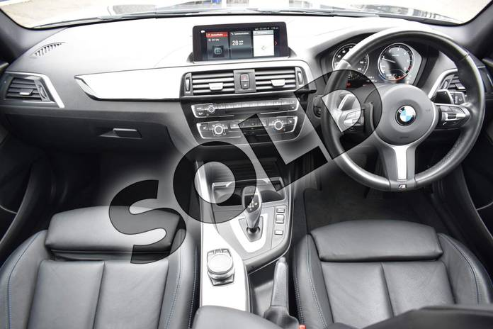 Image four of this 2019 BMW 1 Series Hatchback Special Edition Special Edition 120d M Sport Shadow Ed 5dr Step Auto in Black Sapphire metallic paint at Listers Boston (BMW)