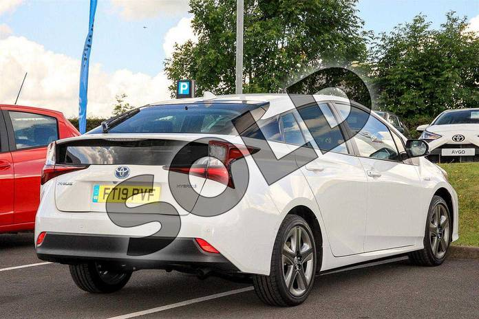 Toyota Prius 1 8 VVTi Excel 5dr CVT for sale at Listers