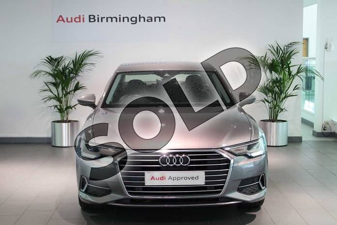 Image seven of this 2019 Audi A6 Diesel Saloon 40 TDI Sport 4dr S Tronic in Typhoon Grey Metallic at Coventry Audi