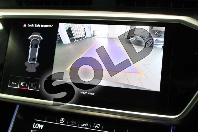 Image nine of this 2019 Audi A6 Diesel Saloon 40 TDI Sport 4dr S Tronic in Typhoon Grey Metallic at Coventry Audi