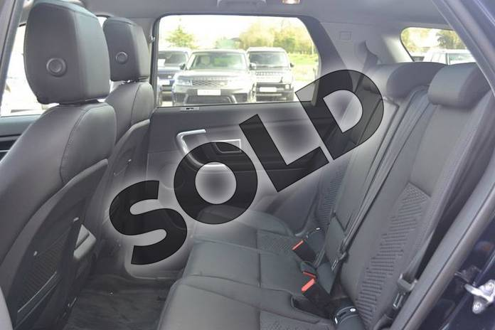Image four of this 2019 Land Rover Discovery Sport Diesel SW 2.0 TD4 180 SE Tech 5dr Auto in Loire Blue at Listers Land Rover Hereford